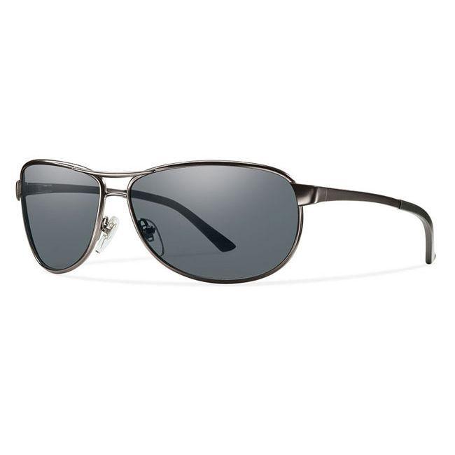 7e7a60823b Smith Optics Matte Gray Man Elite