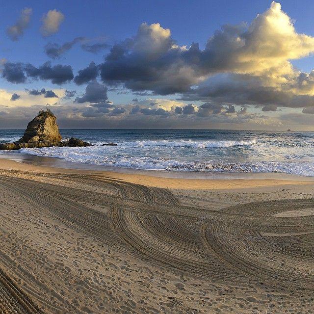Playa El Camello, #Santander #Cantabria #España