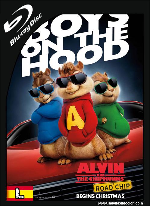 Alvin Y Las Ardillas 4 2015 Brrip Latino Alvin And The Chipmunks Chipmunks Chipmunks Movie