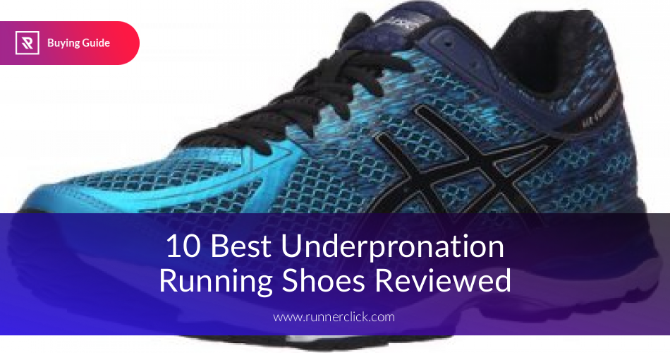 best running shoes for male supinators