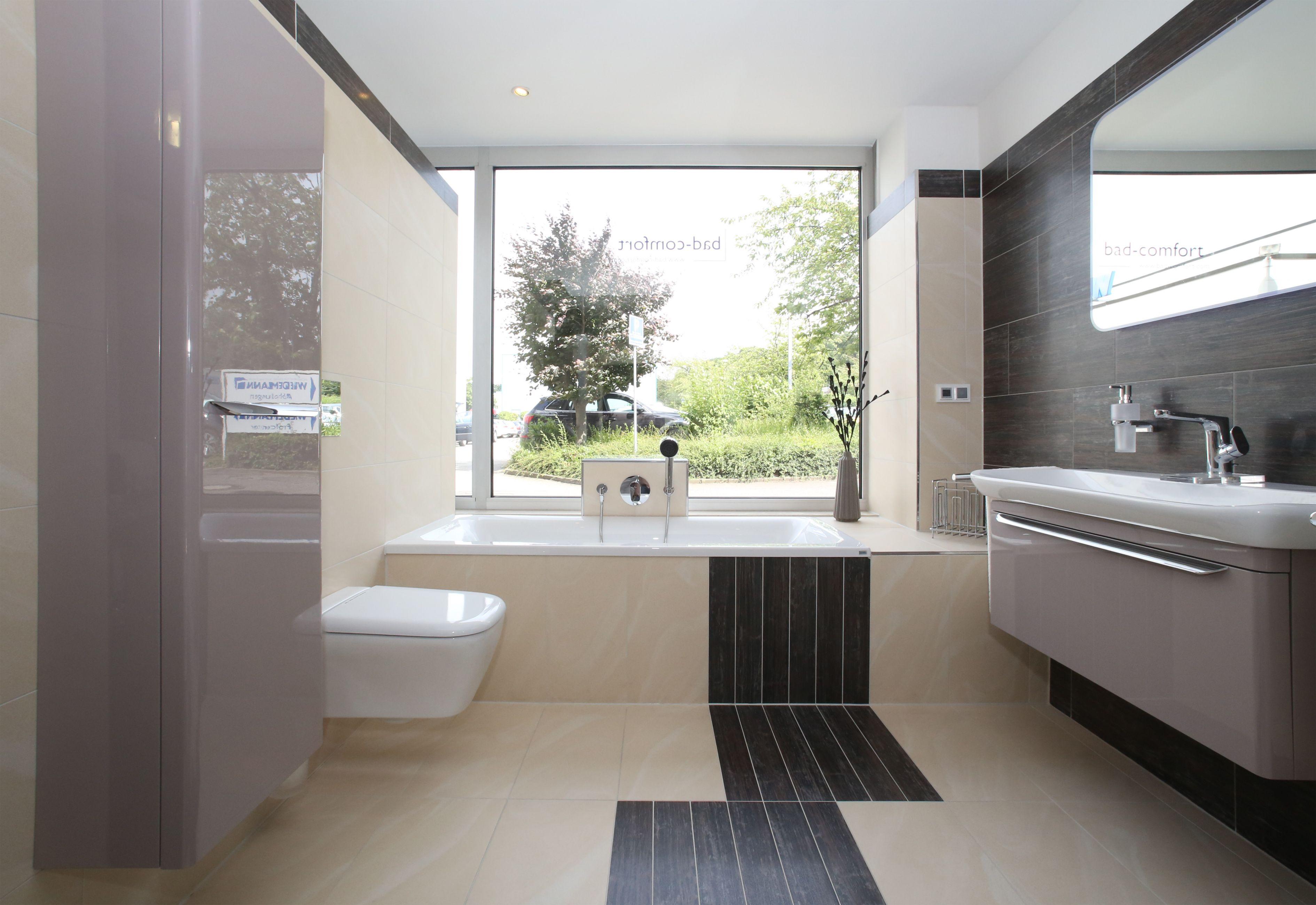 Wohlfühl-Badezimmer. Live und in Farbe in unserer bad-comfort ...