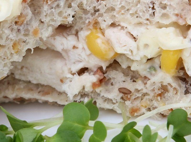 Chicken sandwich meat meat sandwich chicken sandwich