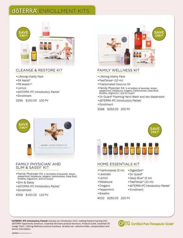 Hi everyone! I have a new dōTERRA promotion this week! :) Start your