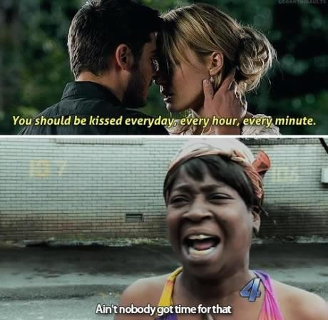 Aint Nobody Got Time For That Laugh Giggle