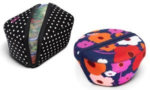 Built NY Neoprene Salad Bowl or Lunchbox Sleeve with Containers