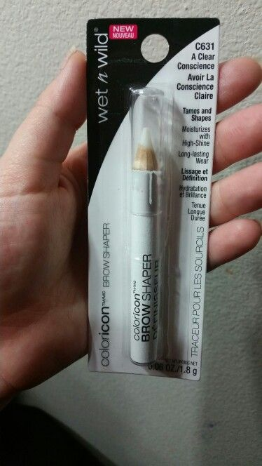 Brow Shaping Clear Wax Pencil by Milani #7