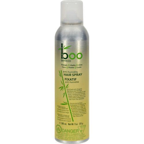 Boo Bamboo Finishing Hair Spray - 10.14 Oz -...