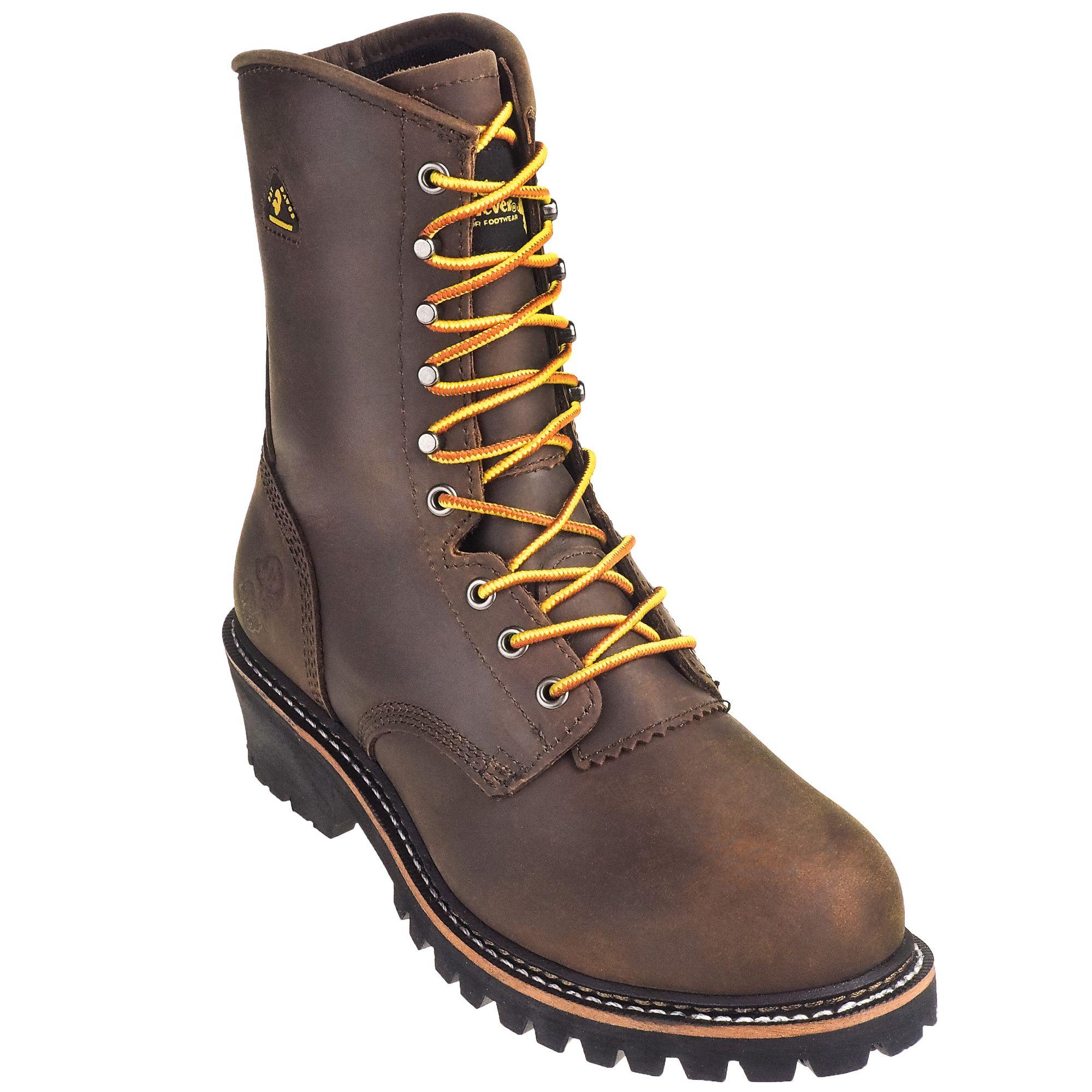 Golden Retriever Waterproof 9215 Steel Toe Men S Brown Eh Dry