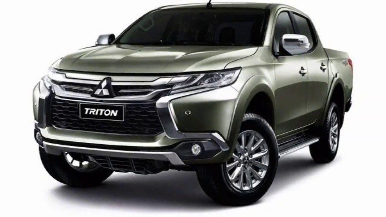 All New 2018 Mitsubishi Strada Triton 4x4 Limited Edition Youtube In Mitsubishi Strada 2018