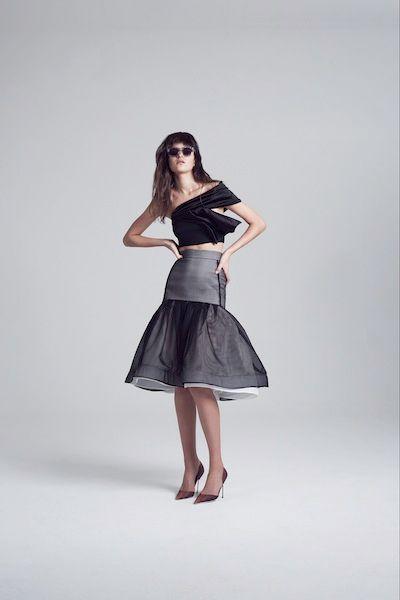 Первый взгляд: MATICEVSKI ВЕСНА 2015 готовы носить