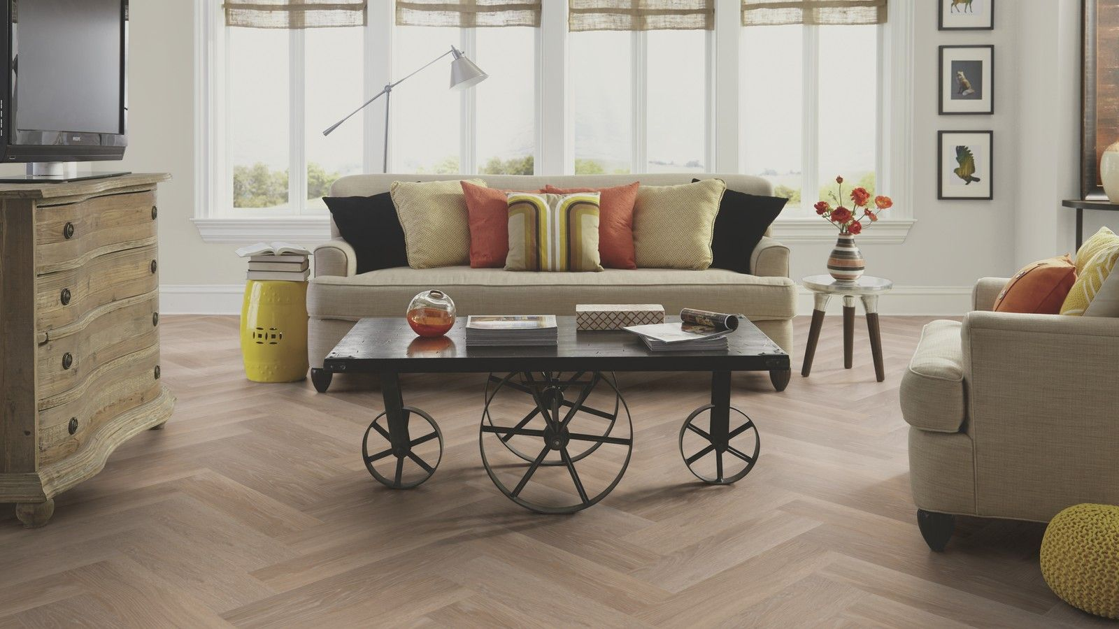 Visgraat pvc vloeren goedkoop en vakkundig! legservice en garantie