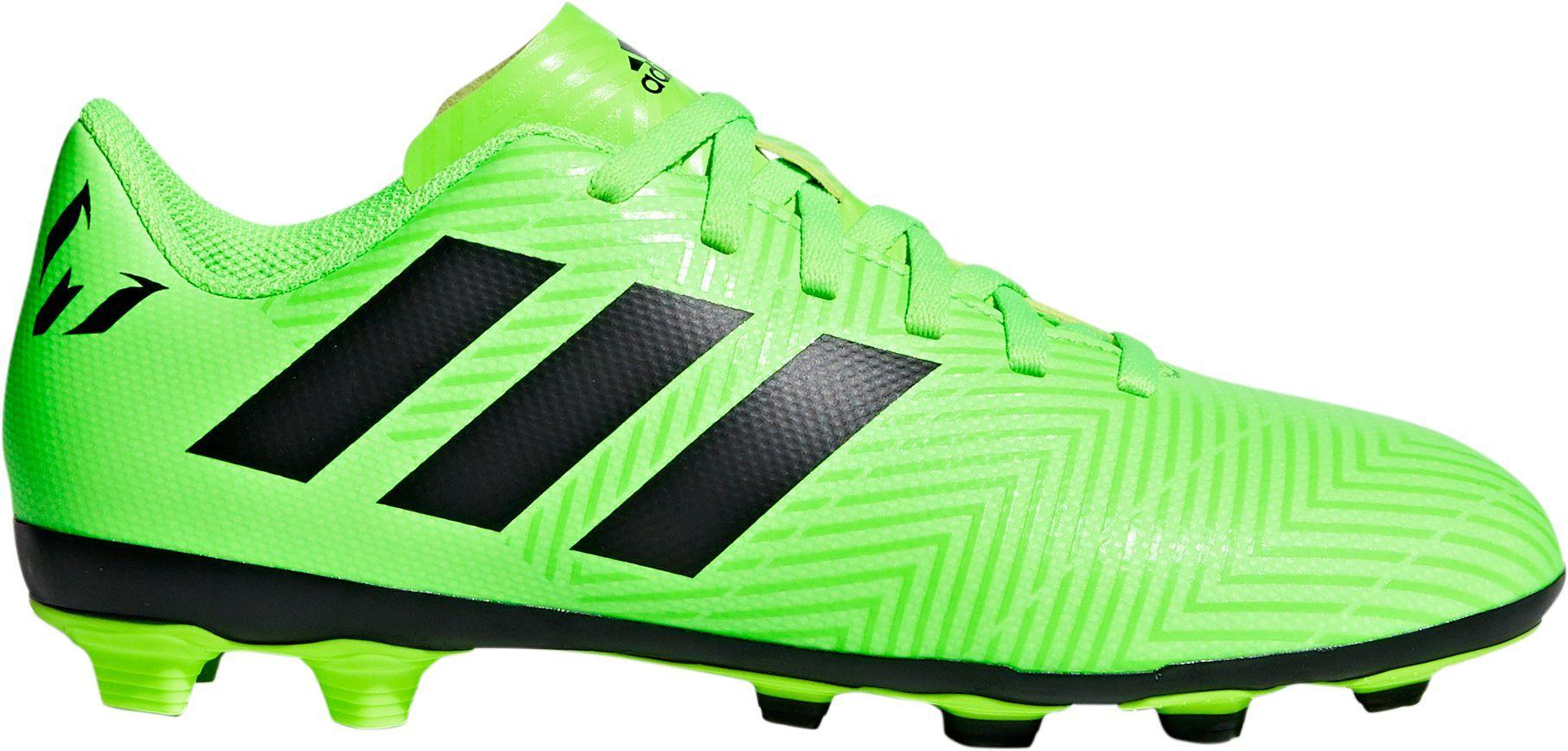 a851fb8ceb42f adidas Kids  Nemeziz Messi 18.4 FXG Soccer Cleats
