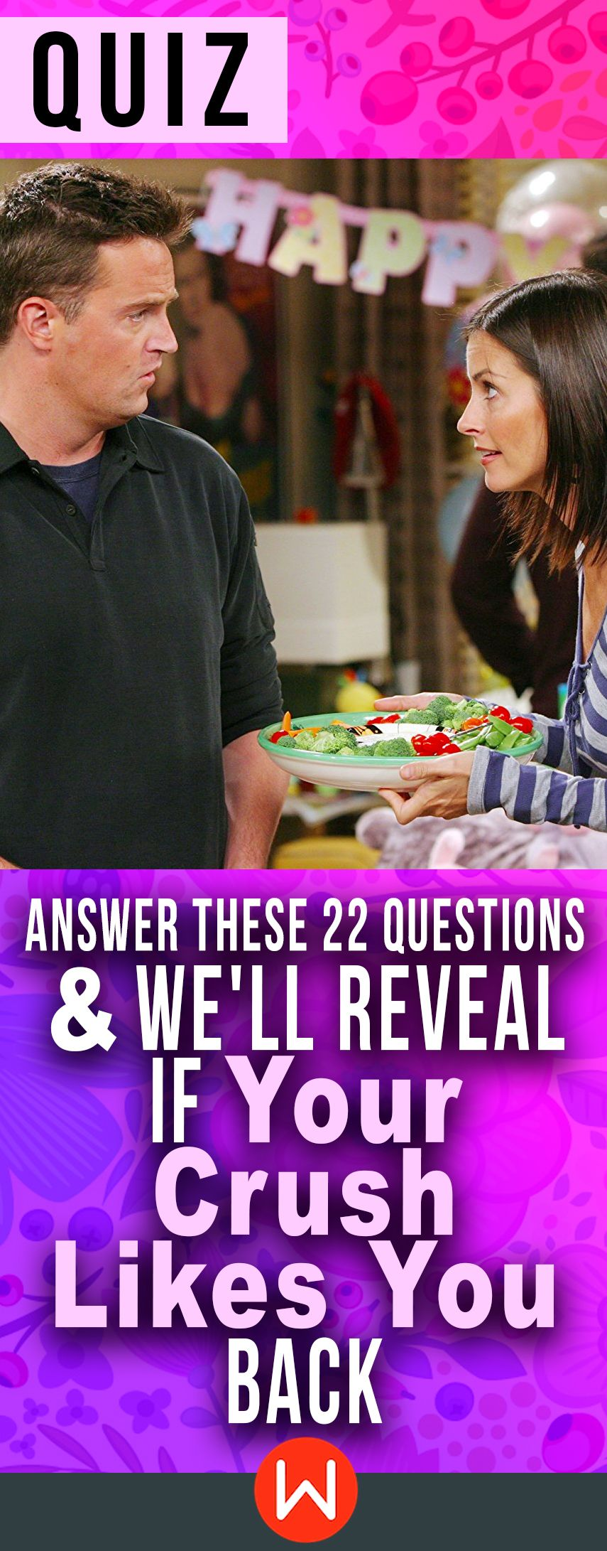 Answer These 22 Questions And We'll Reveal If Your Crush