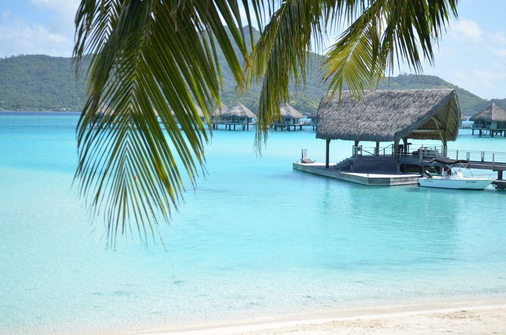 Minha lua de mel - Bora Bora, Polinésia Francesa.