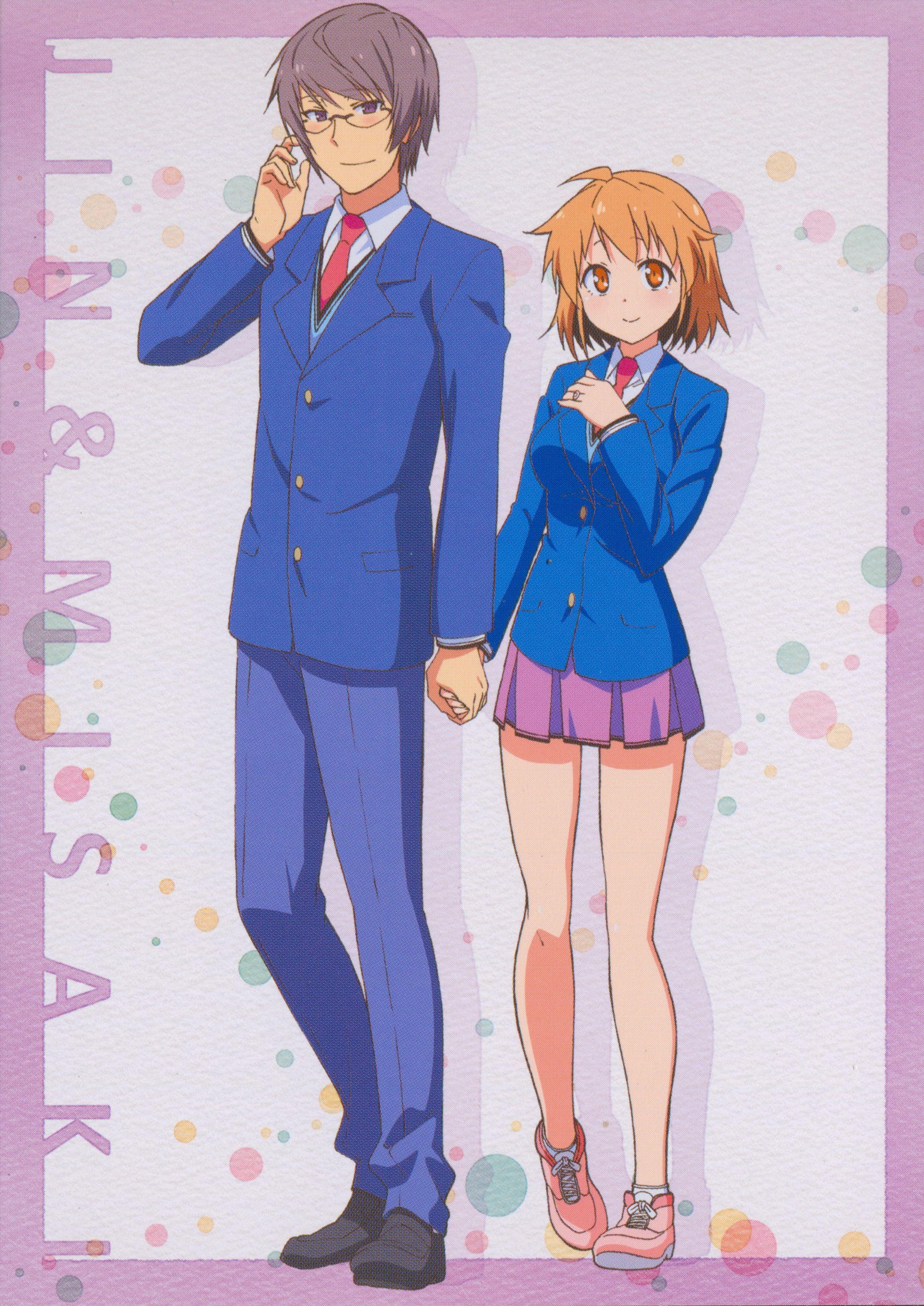Jin Misaki 3 The Pet Girl Of Sakurasou Anime Kawaii Anime Imagem De Anime