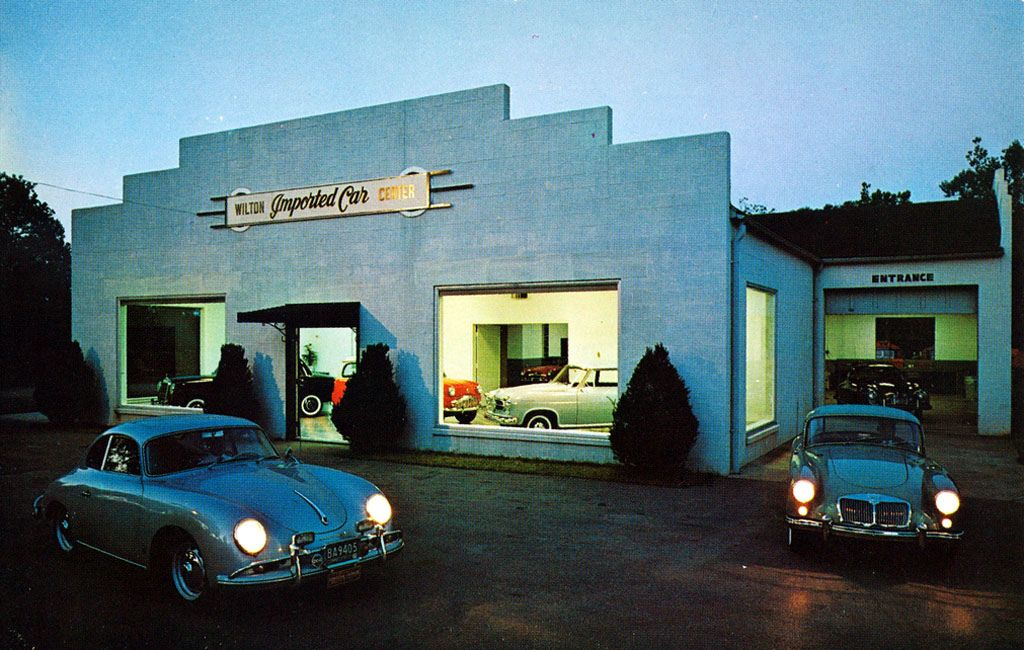 Car dealerships from the past Car dealership
