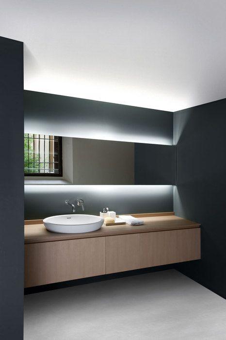 Agape Products Washbasins Spoon Xl Arredamento Bagno Specchi Bagno Illuminazione Bagno