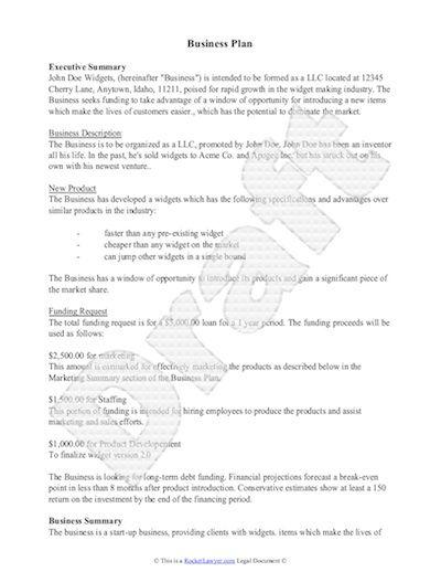 Sample Business Plan THE NAILGIRL SALON Free business plan