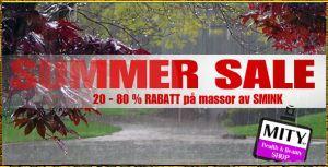 summer sale regn