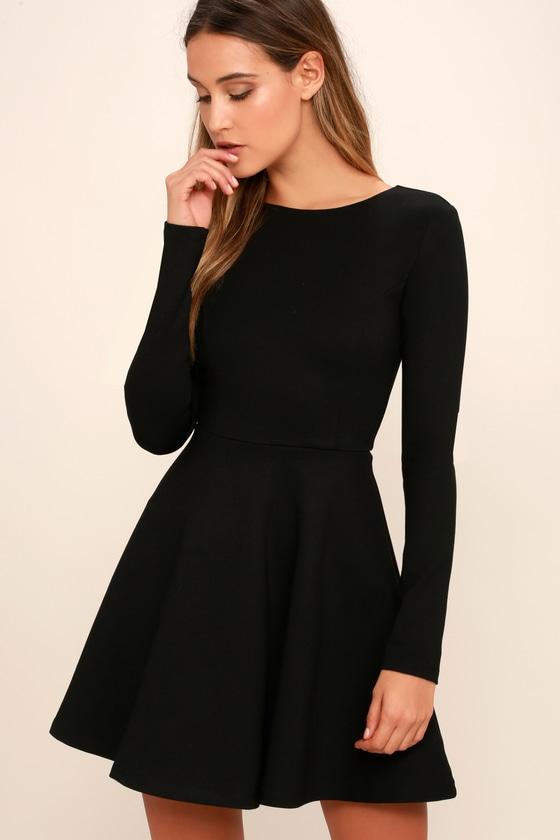 38+ Black dress long sleeve ideas in 2021