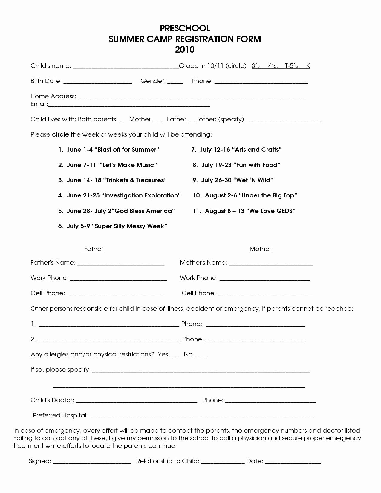 Pin On Example Form Business Template Design