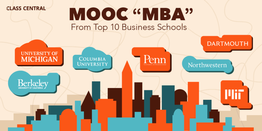 """How to Make An """"MBA"""" Using Free Online Courses from Top 10"""