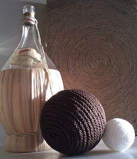 Home Decor Balls Live To Love To Craft Diy Home Decor Balls & Box  Home  Decor