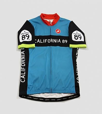 ce3057841 Our namesake  CA89 jersey from  Castelli Cycling is perfect for ...