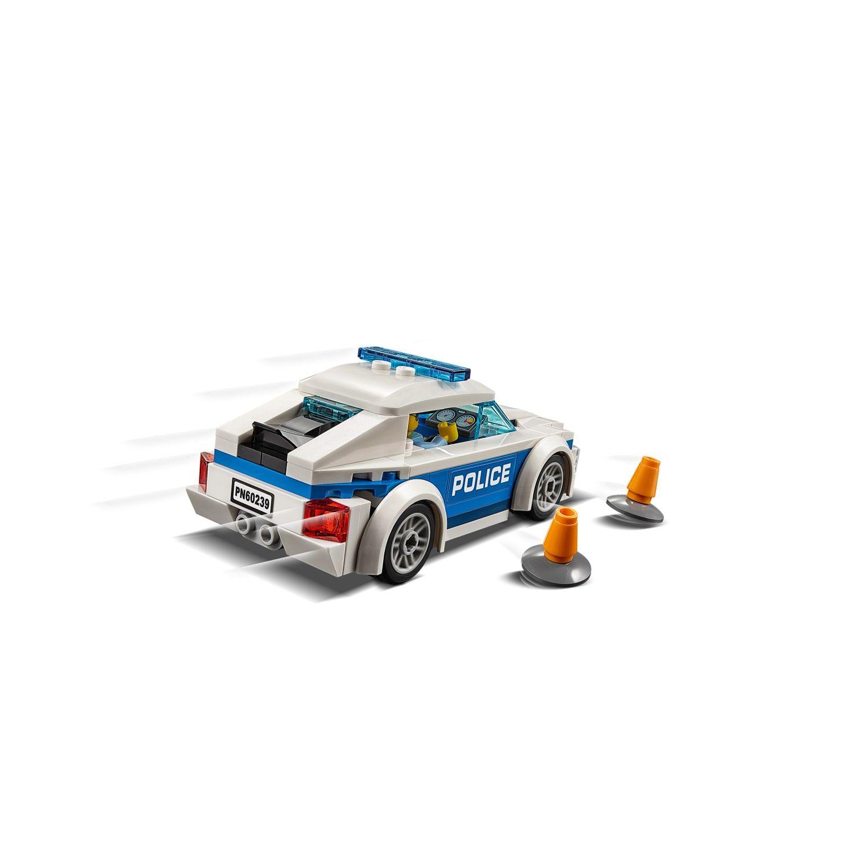 Lego City Police Patrol Car 60239 Police City Lego Car Lego City Police Lego City Police Patrol
