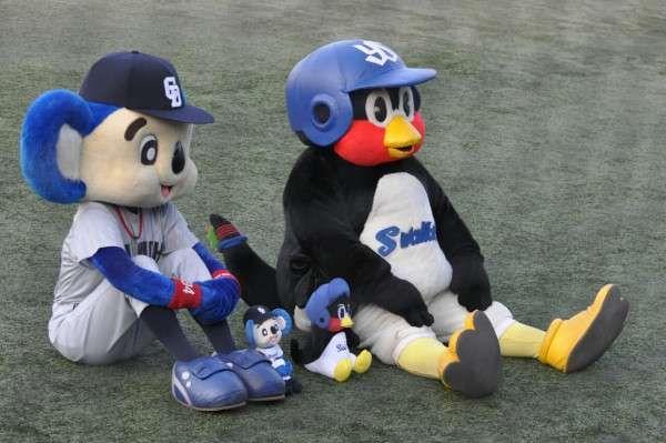 Chiku Pen おしゃれまとめの人気アイデア Pinterest Mika Maruyama ドアラ 野球 マスコット つば九郎