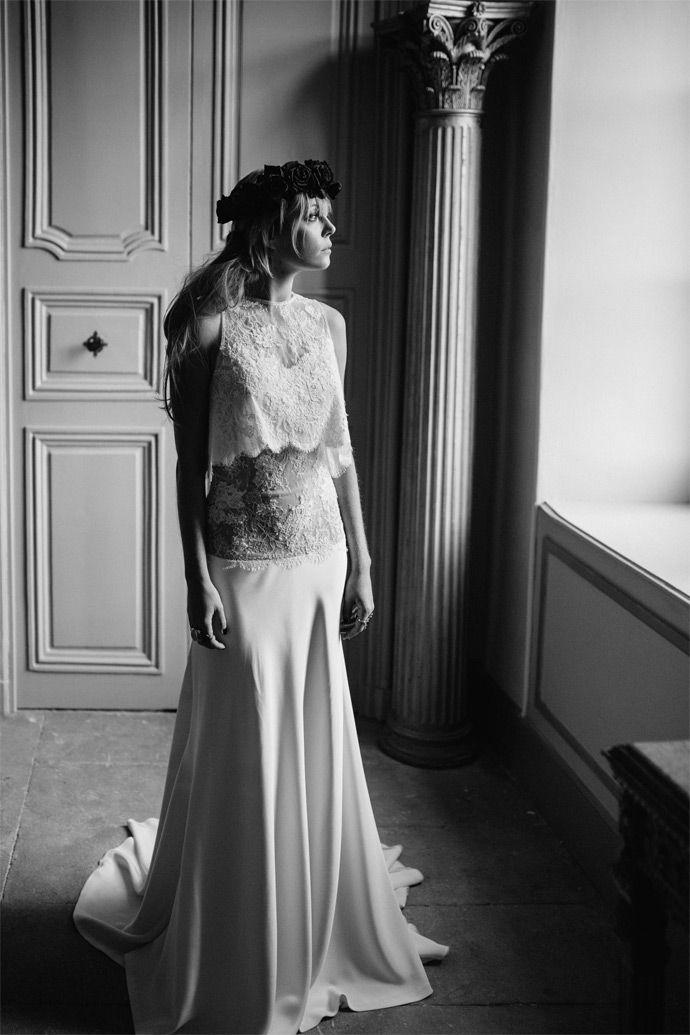 Manon Gontero Créateur Créatrice robe de mariée Marseille
