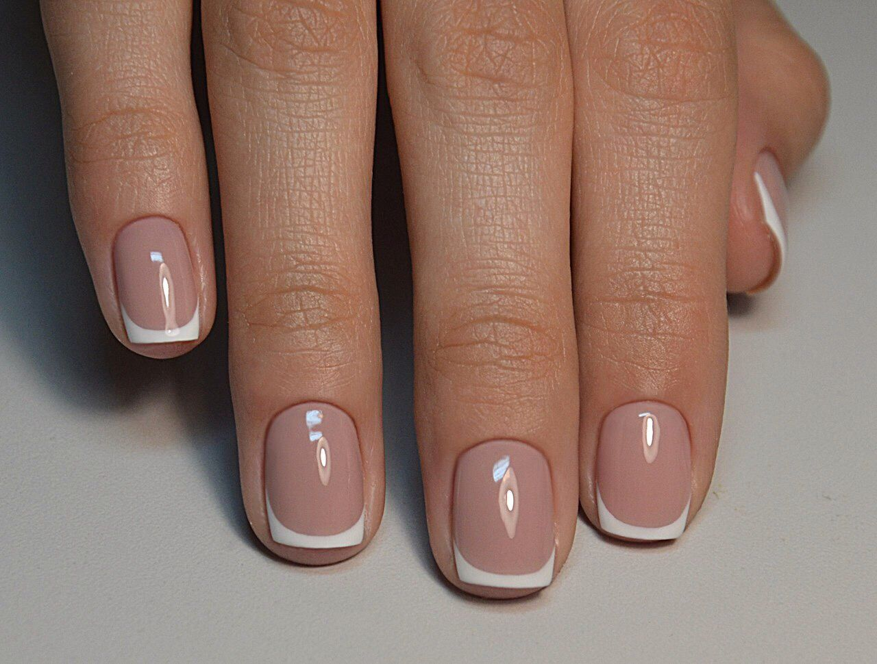 Pin by Natasha on Ногти | Pinterest | Manicure, French nails and ...