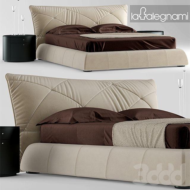 Кровать falegnami camere da letto | 3D models | Pinterest | Bedrooms ...
