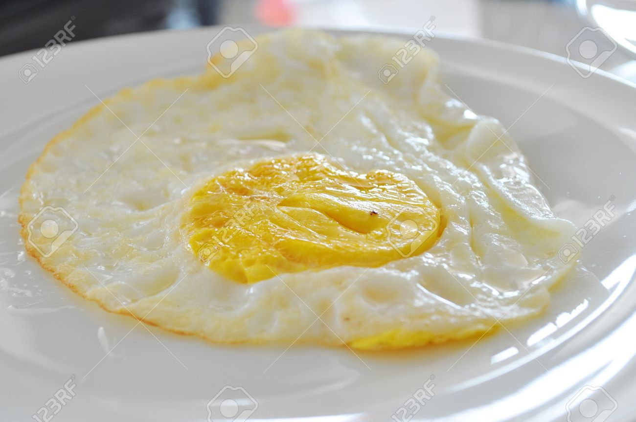 Over hard fried egg   eggs   Pinterest   Eggs, Fries and ... Hard Fried Egg