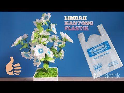 Diy Luar Biasa Kerajinan Dengan Kantong Plastik Indomaret