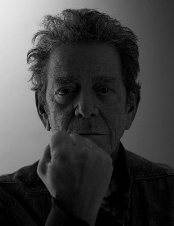 The brilliant Lou Reed. The musicians musician.