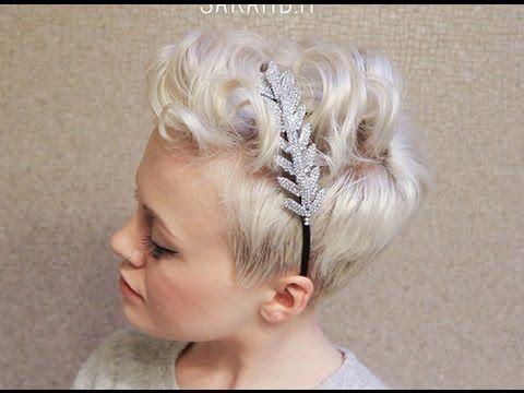 Pin On Short Hair Styling Tutorials