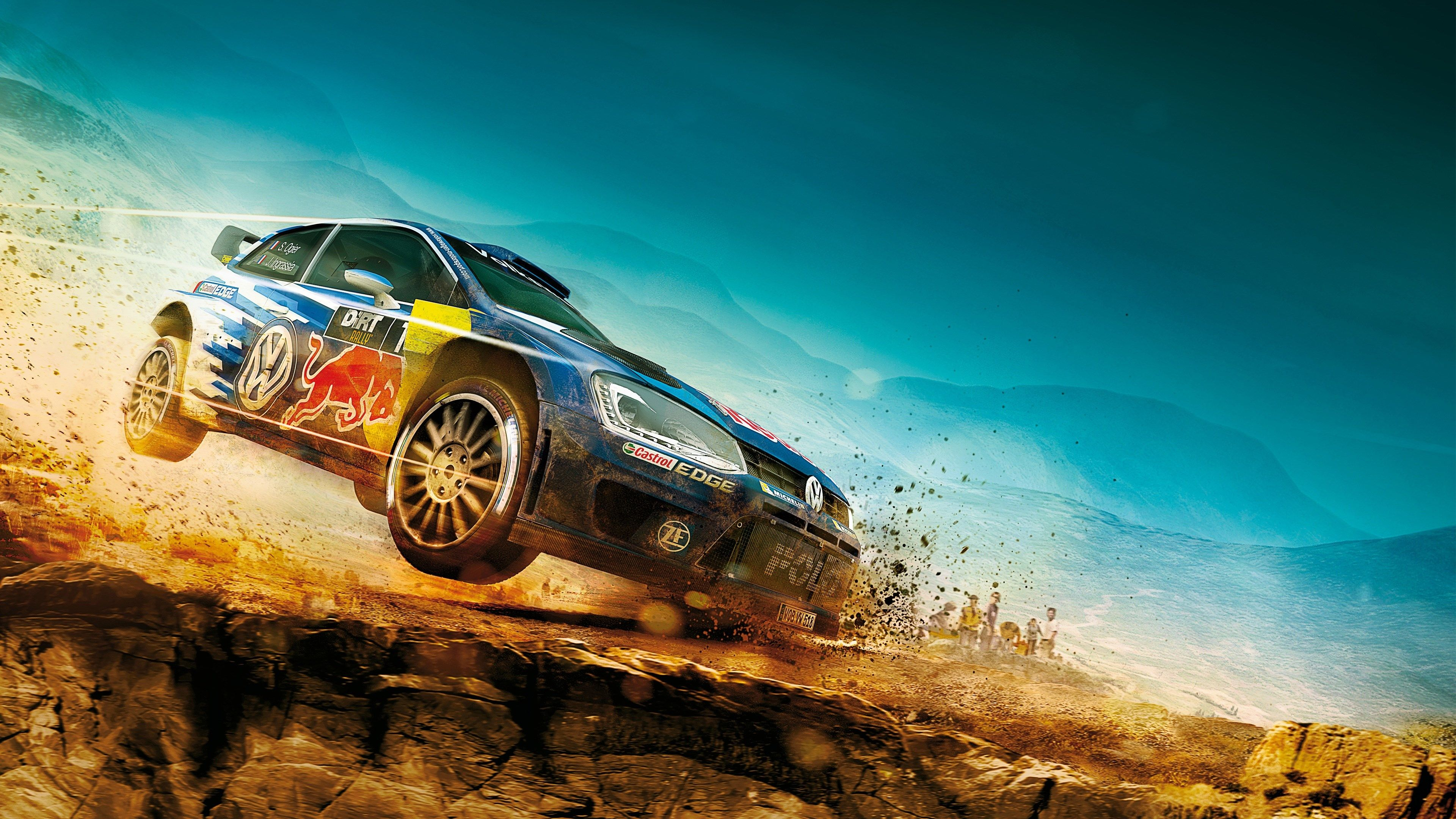 4k Wallpaper Dirt Rally 3840x2160 With Images Car Wallpapers