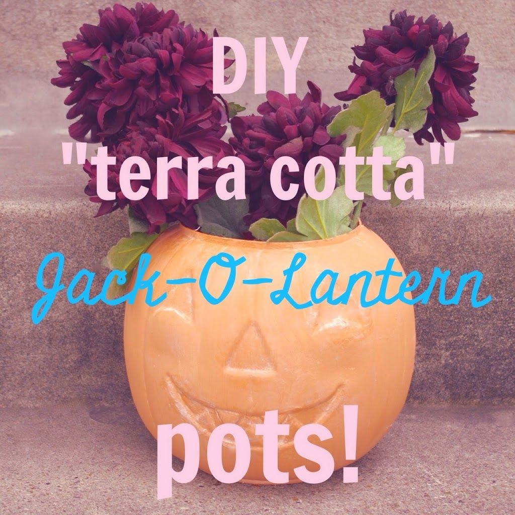 Diy Jack O Lantern Terra Cotta Pot Diy Pumpkin Diy Terracotta Pots