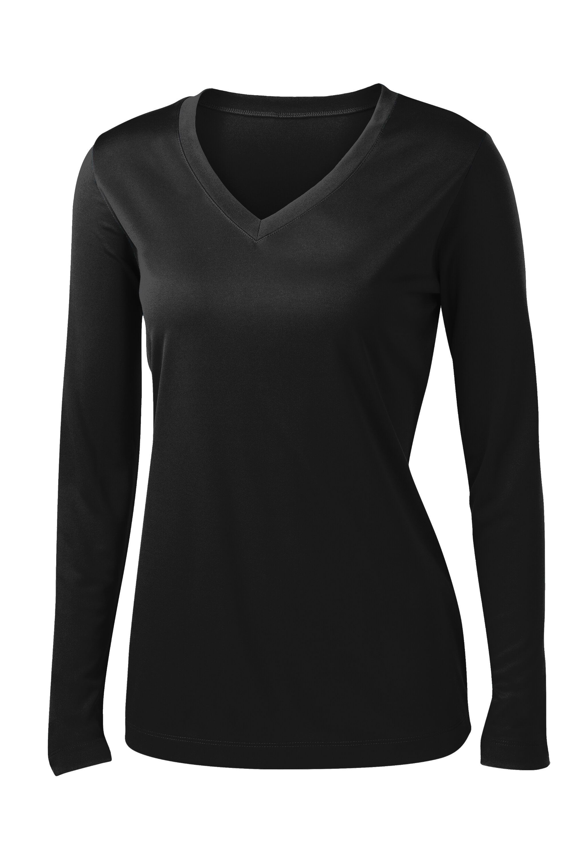 Sport Tek Womens Competitor Moisture Wicking Long Sleeve V Neck T Shirt Lst353ls Sleeves Athletic Shirts Long Sleeve This is lightweight and fits to size. pinterest