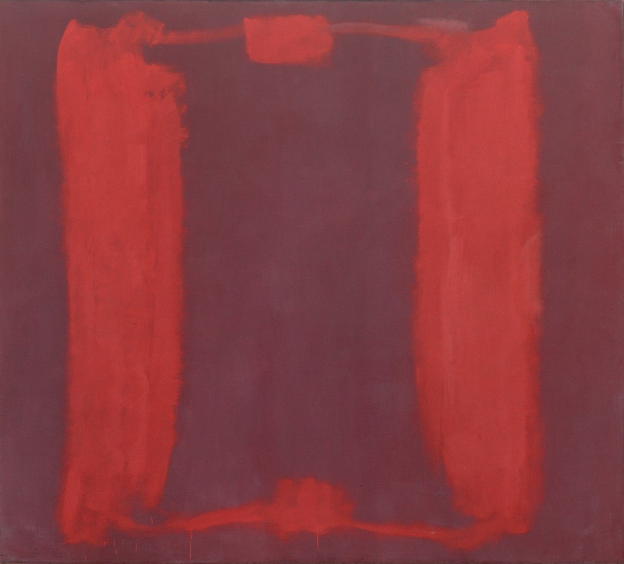 """Mark Rothko's """"Panel One"""" (President and Fellows of Harvard College)"""