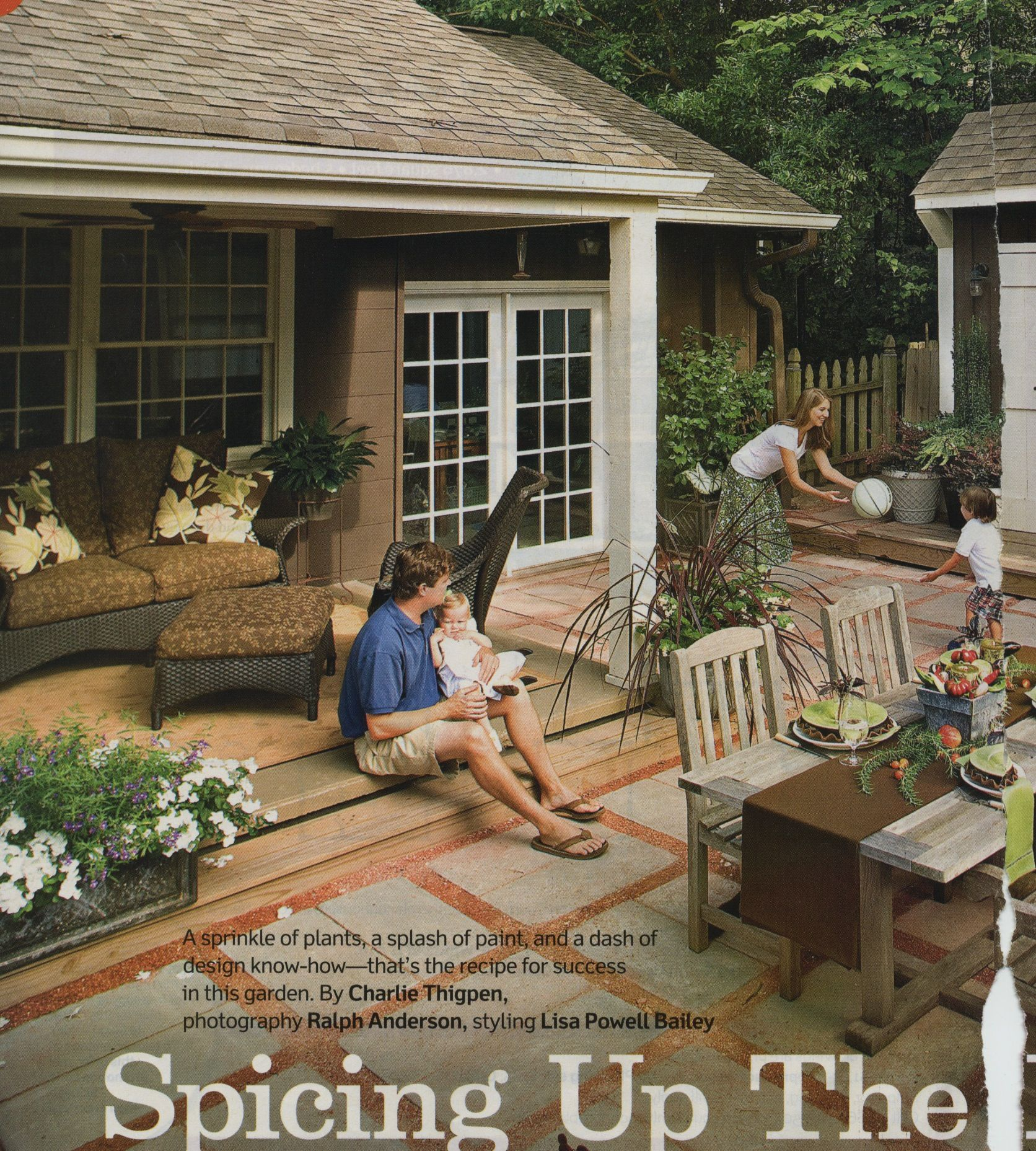Covered porch with extended patio area | Patio extension ... on Extended Covered Patio Ideas id=71819