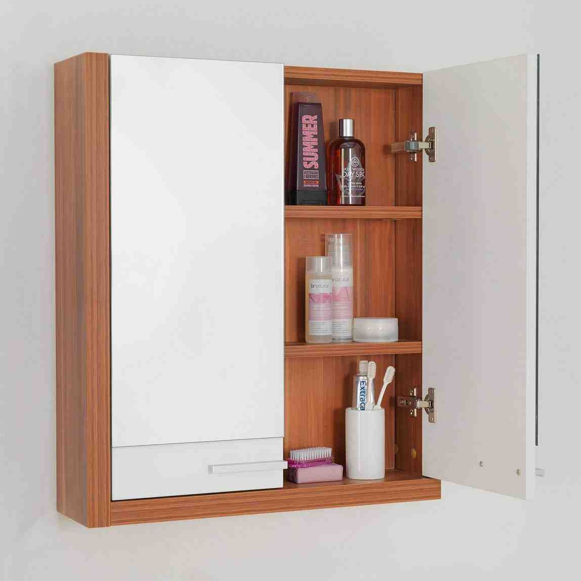 Pin On Better Bathroom Mirror Cabinets