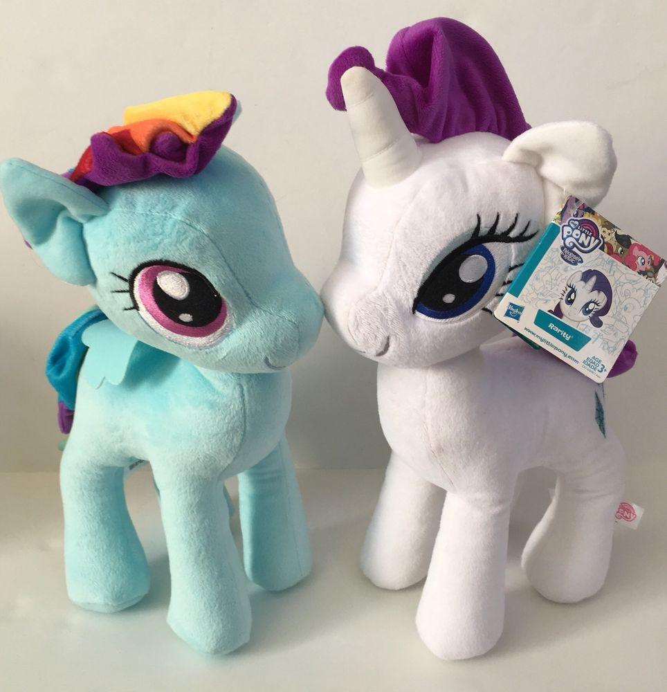 12++ My little pony stuffed animals ideas
