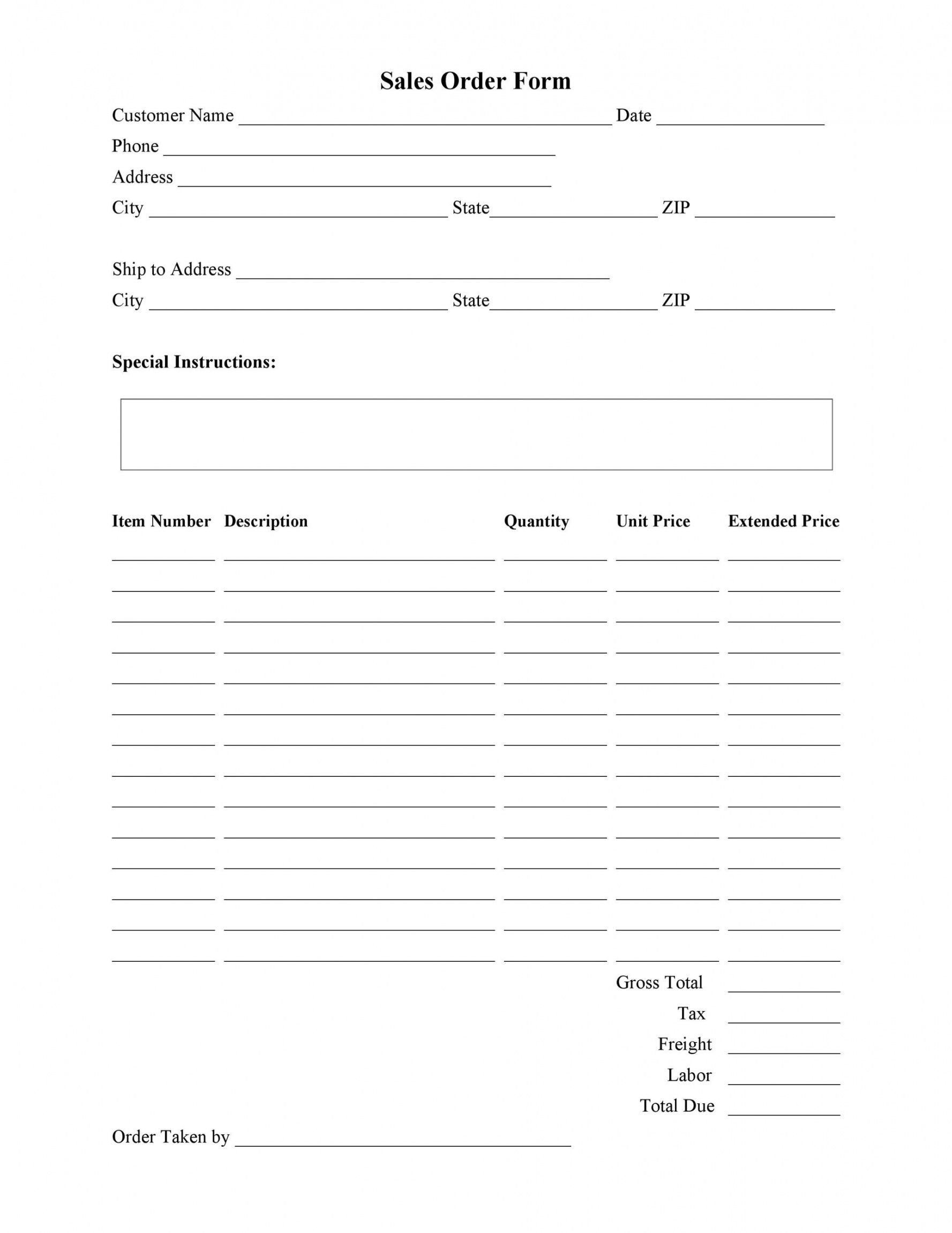 Explore Our Sample Of Jewelry Order Form Template For Free Order Form Template Order Form Purchase Order Form