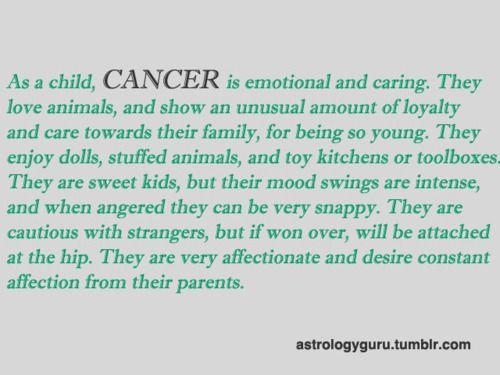 Cancer Child...my wild, but loving lady
