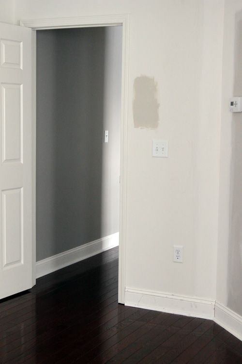 Benjamin Moore The Lil House That Could House Tall Cabinet Storage Home Decor