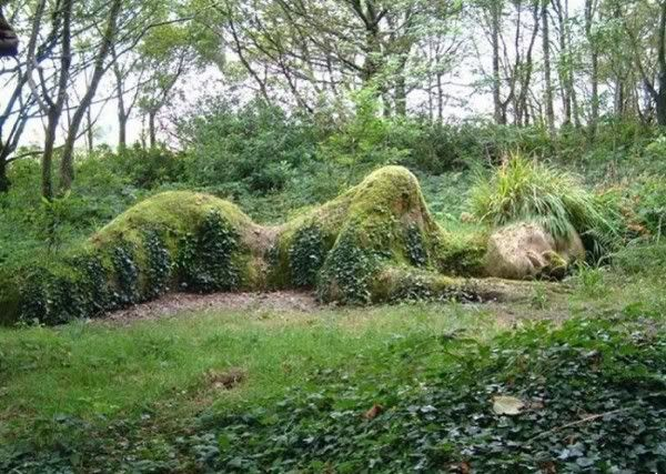 earth spirit, sculpture