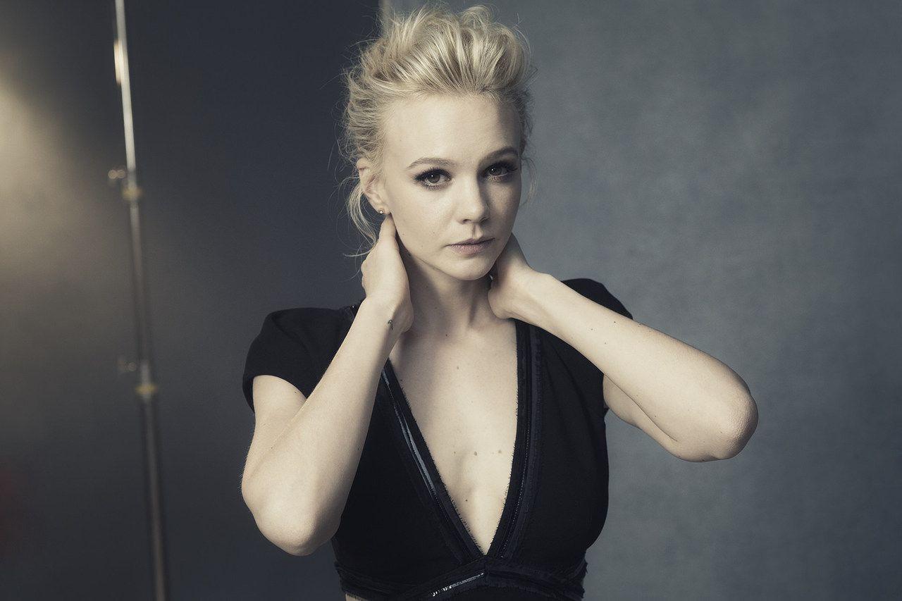 Carey Mulligan, photographed byKurt Iswarienko, 2013.