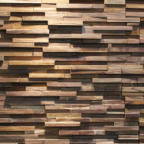 Teak Your Wall Specialist Wall Covering Bois De Recuperation Bois